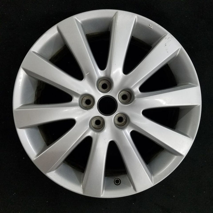 "17"" MAZDA CX-5 13-16 aluminum 17x7 (10 straight spokes) Original OEM Wheel Rim 64954"