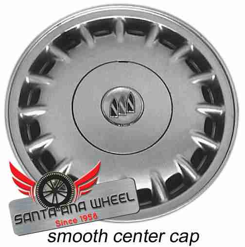 "15"" REGAL 99 15x6, aluminum, 16 slots Original OEM Wheel Rim 4027 - OEM WHEEL SHOP"