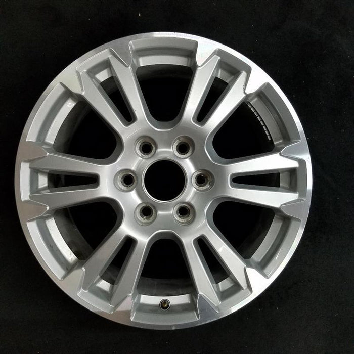 "18"" FORD F150 PICKUP 15-17 18x7-1/2 aluminum 12 spoke 6 split spoke Original OEM Wheel Rim 10001"