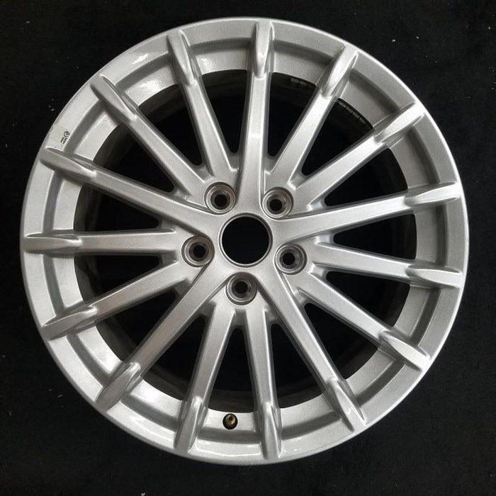 "17"" FORD C-MAX 13-16 17x7 alloy 15 spoke Original OEM Wheel Rim 3904"