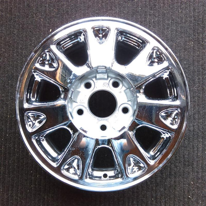 "15"" S10/S15/SONOMA 98 4x4, 15x7, aluminum, 7 spoke (GMC), black background Original OEM Wheel Rim 5064A - OEM WHEEL SHOP"