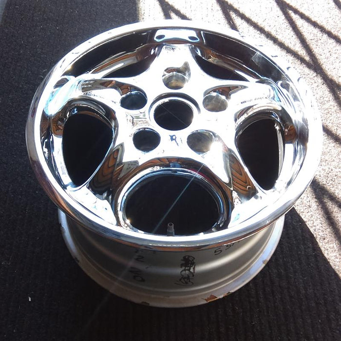 "16"" PORSCHE 911 96-98 exc. Turbo; 16x9 Original OEM Wheel Rim 67220 - OEM WHEEL SHOP"