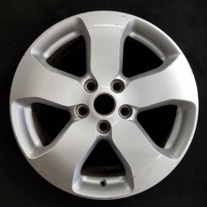 "18"" CHRYSLER GRAND CHEROKEE 11 road wheels 18x8 painted silver Original OEM Wheel Rim 9105"