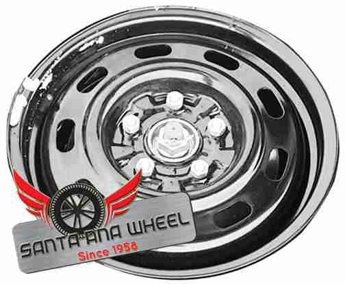 "15"" VILLAGER 93-02 15x5-1/2 (steel) Original OEM Wheel Rim 62307 - OEM WHEEL SHOP"