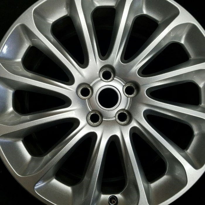 "20"" RANGE ROVER 18-20 20x8-1/2 12 spoke alloy Original OEM Wheel Rim 72317"