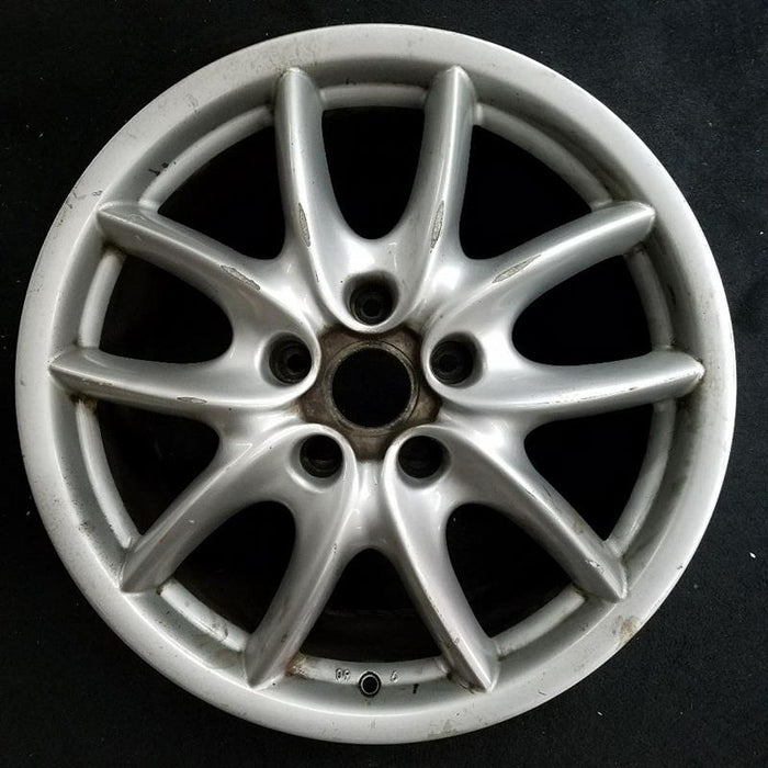 "19"" PORSCHE CAYENNE 05-06 19x9 10 spoke Original OEM Wheel Rim 67450"
