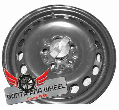 "15"" MALIBU 06 15x6-1/2, steel (18 hole) Original OEM Wheel Rim 8054 - OEM WHEEL SHOP"