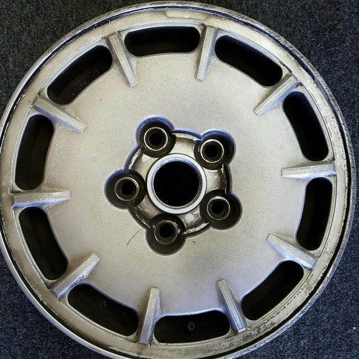 "14"" MAZDA 626 88-89 14x5-1/2, alloy, 10-slot Original OEM Wheel Rim 64700"