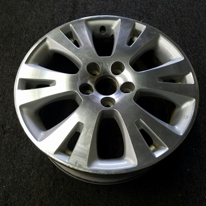 "17"" AVALON 08-12 17x7 (alloy), 6 double spokes, bright silver Original OEM Wheel Rim 69531A - OEM WHEEL SHOP"