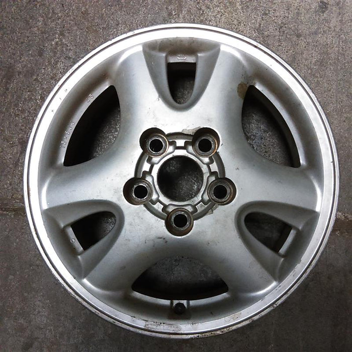 "15"" LEXUS ES300 92-94 (15x6), alloy, w/chrome Original OEM Wheel Rim 74132 - OEM WHEEL SHOP"