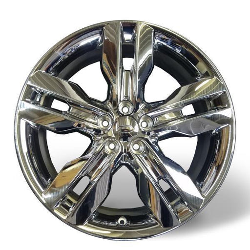 "20"" Chrome New REPLACEMENT ALLOY Wheel RIM For 2011-2014 FORD EDGE OEM QUALITY 3847"