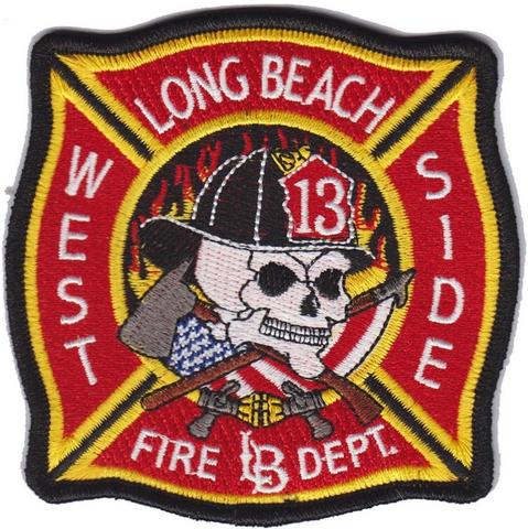 Station 13 Patch