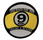 9 Ball Patch
