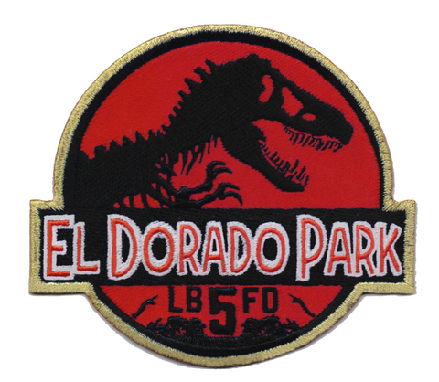 El Dorado Park 5's Patch