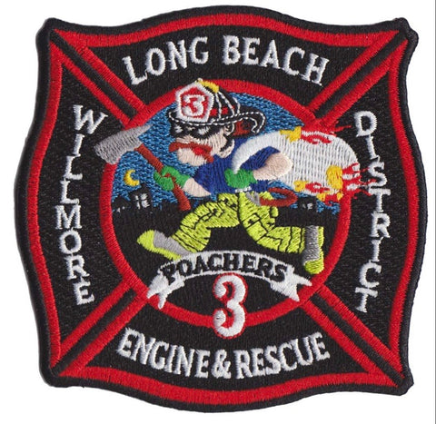 Station 3 Poachers Patch