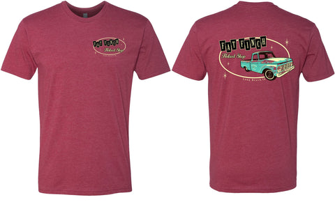 "Fat Finch Hotrod Shop ""Tribute Shirt"""
