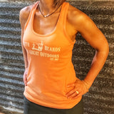 Ladies Racerback Tank!