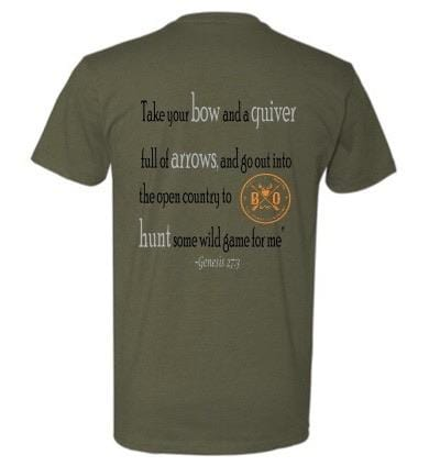 Bearded Scripture T