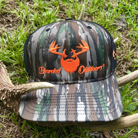 Bearded Realtree Original Deer Track Edition