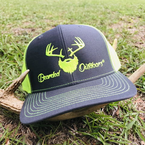 Bearded Neon Green - PREORDER NOW!