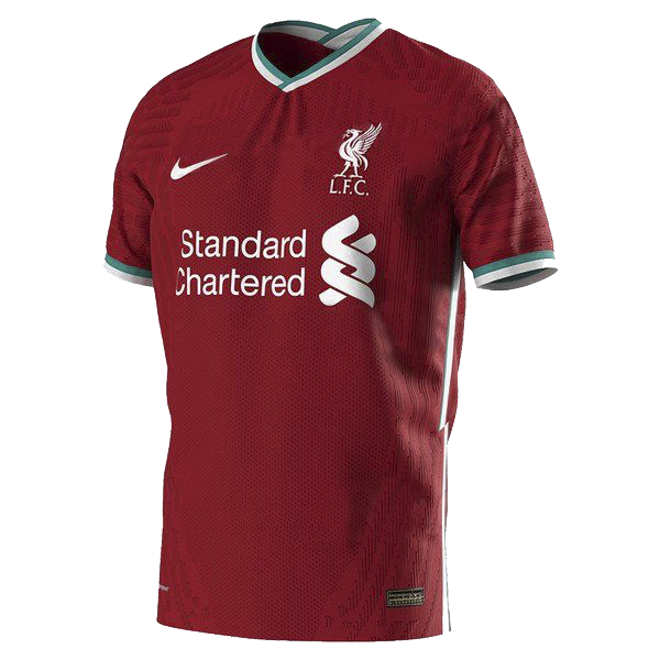 2020/21 Liverpool FC Home Jersey