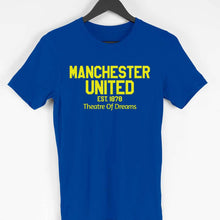Load image into Gallery viewer, Manchester United T-shirt