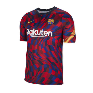 2020/21 FC Barcelona Training Jersey