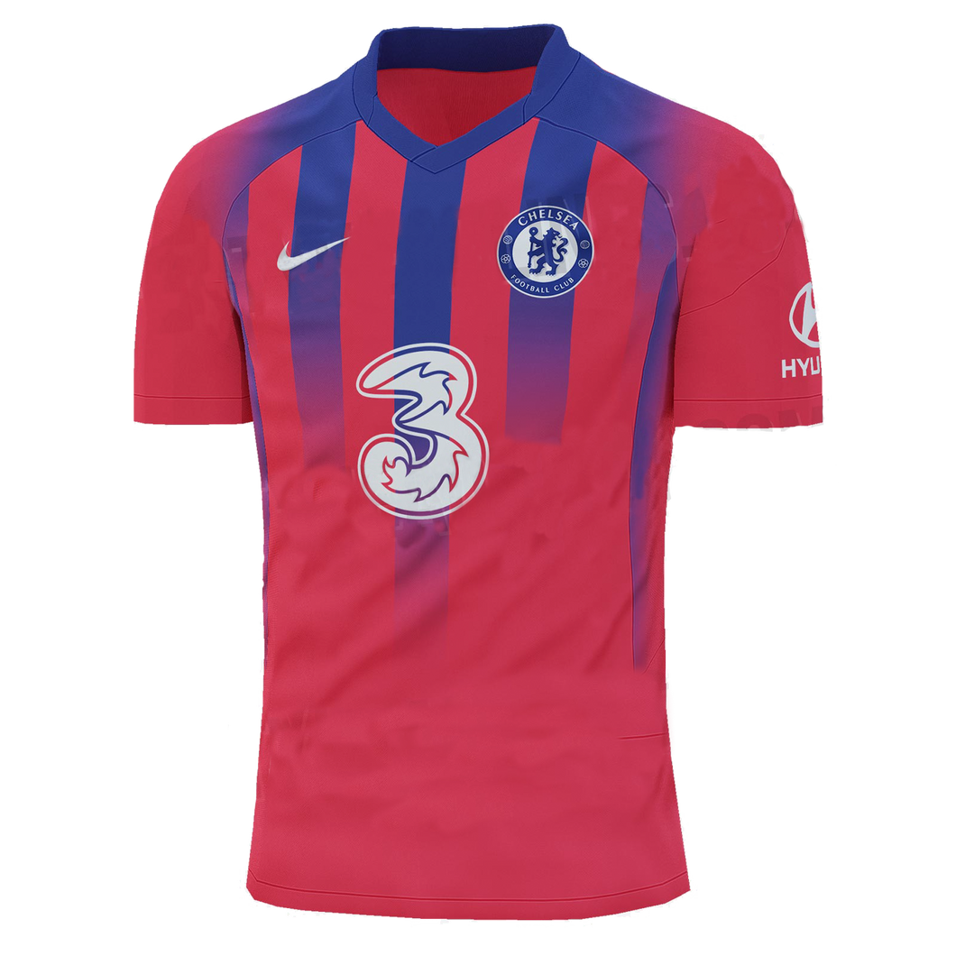 2020 21 Chelsea Fc Third Jersey