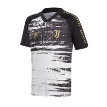 Load image into Gallery viewer, 2020/21 Juventus Pre Match Jersey
