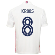 Load image into Gallery viewer, Kroos Real Madrid Home Jersey 2020/21