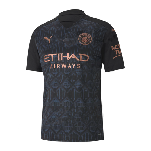 2020/21 Manchester City FC Away Jersey