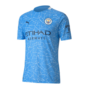 2020/21 Manchester City Home Jersey