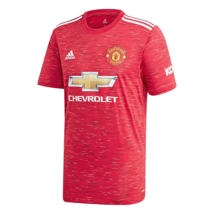 Manchester United Home Jersey 2020/21