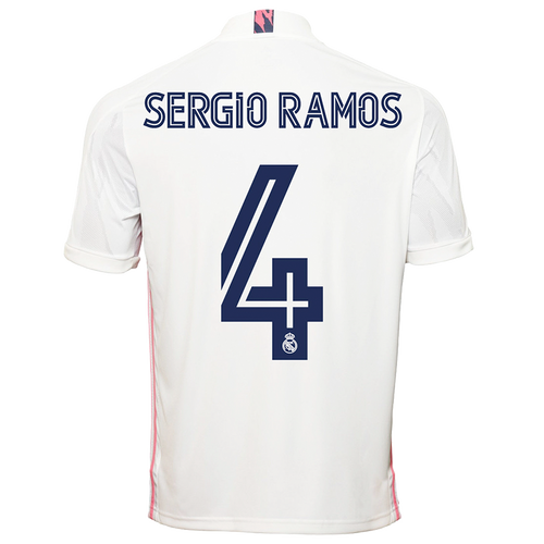 Ramos Real Madrid Home Jersey 2020/21