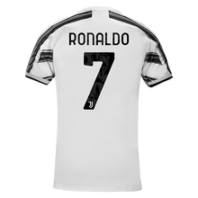 Load image into Gallery viewer, 2020/21 Ronaldo - Juventus Home Jersey