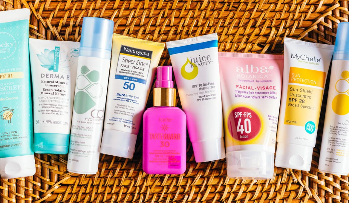 Is Your Sunscreen Right For Your Skin