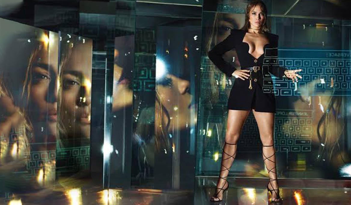 Jennifer Lopez To Star In The Next Versace Campaign