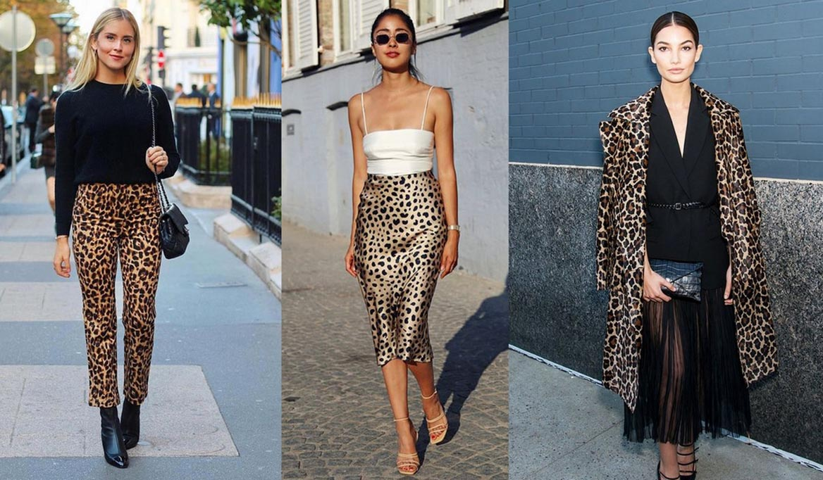 5 Different Ways To Style Leopard Print This Season