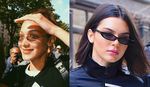 Tiny Sunglasses Trend
