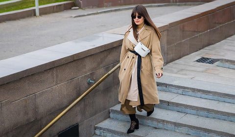 Trench Coats Trends 2019