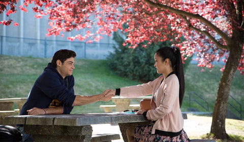 Romantic Movies- To All The Boys I've Loved Before