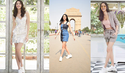 Ananya Panday's Fashion