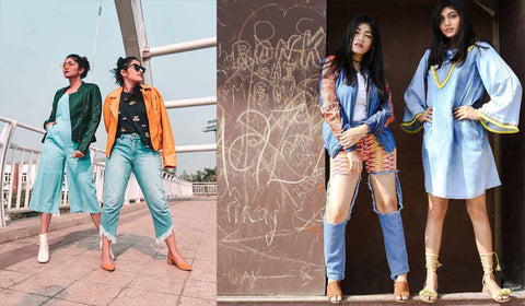 Curious Components, Srishti And Shivi, Indian Blogger, Indian Influencer, Indian Fashion