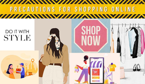Precautions For Online Shopping