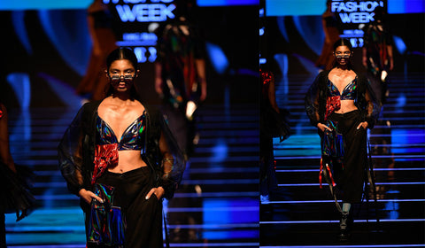 Bloni Lakme Fashion Week 2019