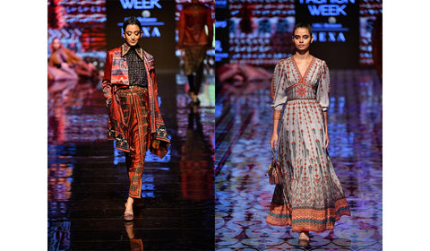 Rajdeep Ranawat Lakme Fashion Week 2019