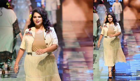 Rina Dhaka Lakme Fashion Week 2019