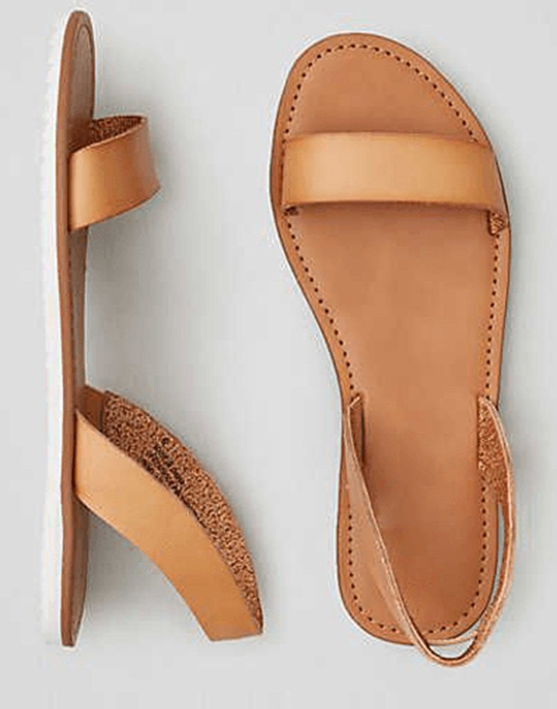 Basic Brown Flats