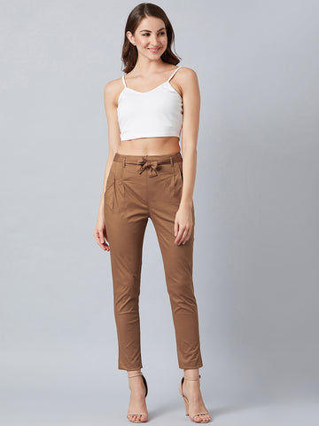 Hot Mess Crop Top With Pants