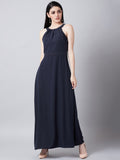 Beautify Blue Long Gown